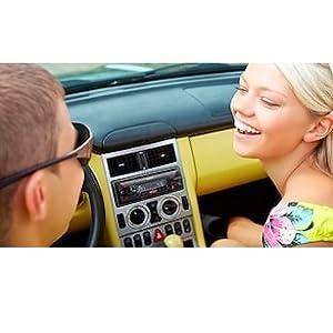 Sony DSX-A110U Car Stereo USB/AUX/FM