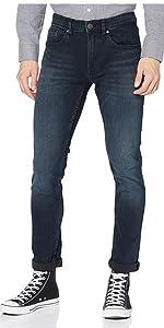 Tommy Jeans Uomo Slim Tapered Steve Cobco Jeans
