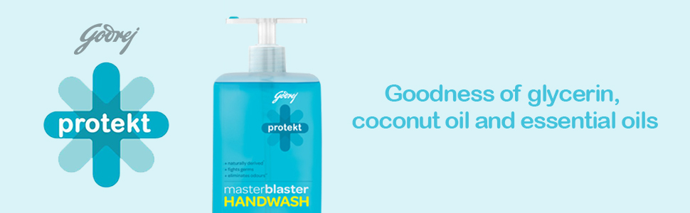 Godrej Protekt Master Blaster Handwash