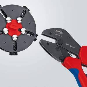 Knipex MultiCRimp — para aplicaciones versátiles, consistentes en calidad