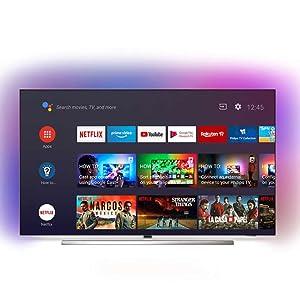 Philips 55OLED854/12 - Televisor Smart TV OLED 4K UHD, 55 pulgadas ...