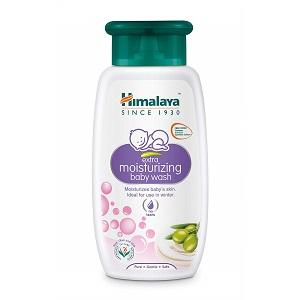 Himalaya Baby Care Extra Moisturizing Baby Wash