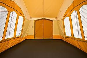Coleman(コールマン) ビラデルマー リバイバル 2000032596 大きな窓と高さ240cmの天井で広々とした室内空間を実現