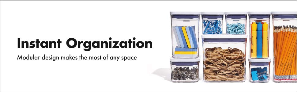OXO Good Grips POP 4 Piece Mini Container Set