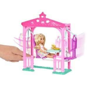 Barbie Club Chelsea Picnic Doll /& Playset