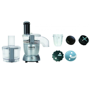 Magic Bullet Veggie Bullet 12 Piece Set With Set Deluxe Upgrade Kit, 6 Pieces