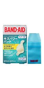 BAND-AID(バンドエイド) キズパワーパッド