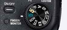 Sony DSC-HX350   Fotocamera Digitale Compatta Bridge con Sensore CMOS Exmor R da 20.4 MP, ottica Zeiss, Zoom Ottico 50x, SteadyShot ottico adattivo a 5 assi, Mirino Elettronico, Nero