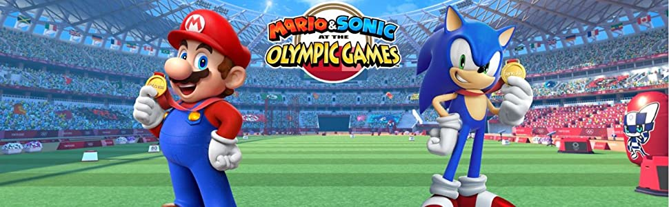 Mario & Sonic at the Olympic Games Tokyo 2020 [Importación francesa]: Amazon.es: Videojuegos