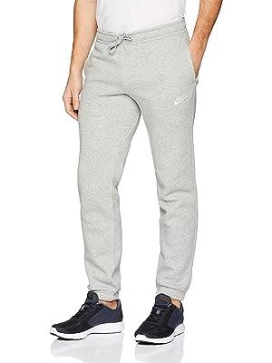 pantaloni uomo nike lunghi cotone