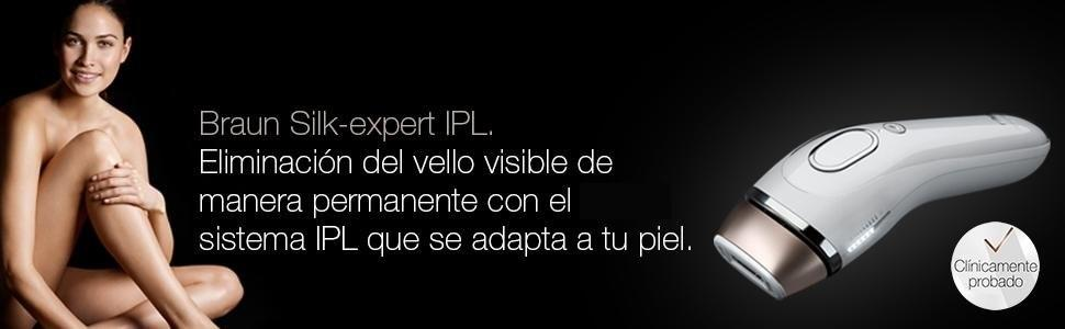 Braun Silk-expert IPL BD 5009 Depiladora de Luz Pulsada