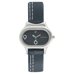 Fastrack Analog Blue Dial Women's Watch