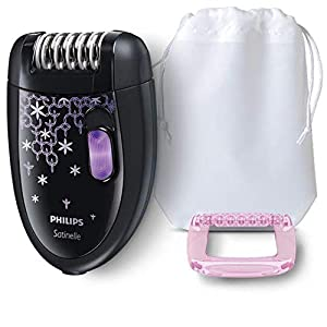 Philips HP6422 Satinelle Essential Compact epilator for legs, 2