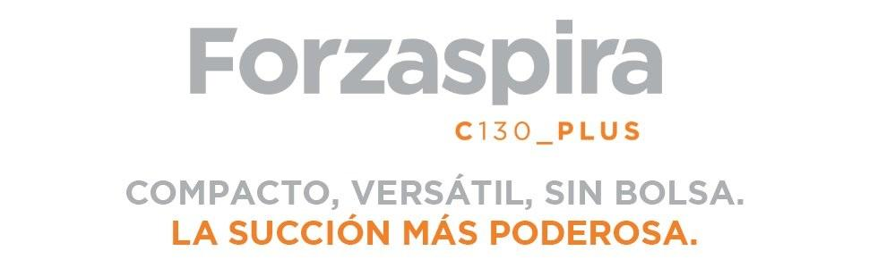Polti Forzaspira C130_Plus - Aspirador sin bolsa ciclónico con filtro HEPA: Amazon.es: Hogar