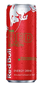 Red Bull Watermelon Edition