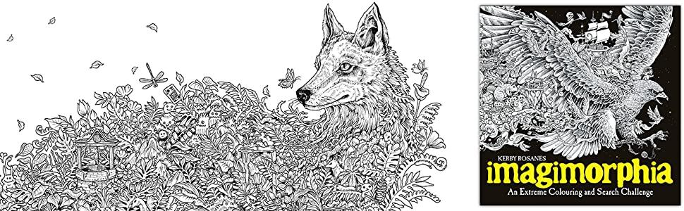 Imagimorphia: Kerby Rosanes: 9781910552148: Amazon.com: Books