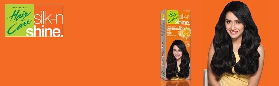 Buy Hair Care Silk N Shine Leave In Conditioner With Fruit Vitamins 100 Ml Online At Low Prices In India Amazon In