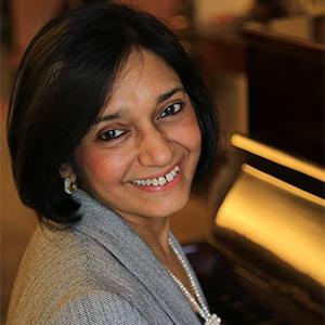 Sangeeta Talwar, an IIMC graduate