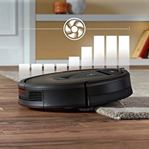 iRobot Roomba 980 Sin bolsa Negro aspiradora robotizada ...