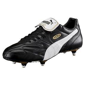 King Pro SG Mens Football Boots - Black
