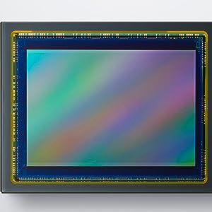 有効画素数2432万画素のフルサイズ画質を実現するニコンFXフォーマットCMOSセンサー