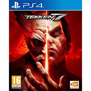 Tekken 7 by Bandai PAL