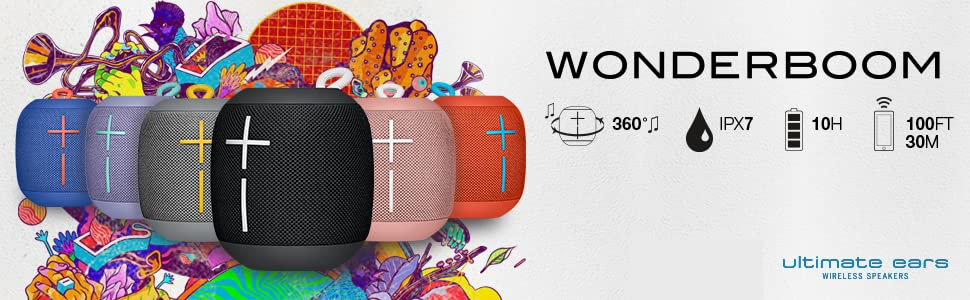 Altoparlante Bluetooth, Bluetooth Altoparlante, Wireless, Wonderboom, Bose