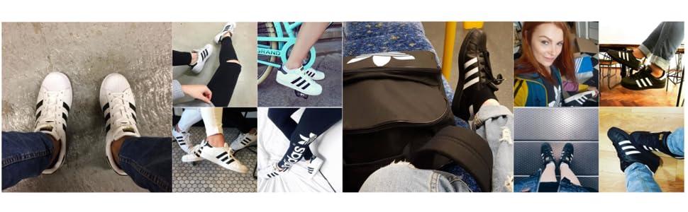Beyond headache Automation  Adidas Originals Superstar Foundation Scarpe da Ginnastica Unisex - Adulto:  MainApps: Amazon.it: Scarpe e borse