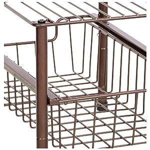 Sturdy Steel Construction