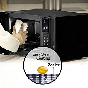 Lg 42 L Solo Microwave Oven Ms4295dis Black With
