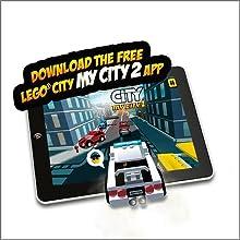 レゴ(LEGO)シティバス停留所