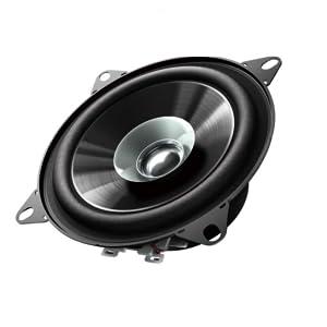 Pioneer Ts G1010f 10 Cm 3 9 Inch Coax Speaker Double Cone 190w Black Auto