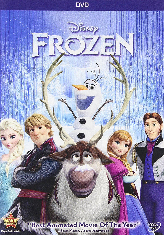 Frozen Bilingual Amazonca Kristen Bell Alan Tudyk Josh Gad