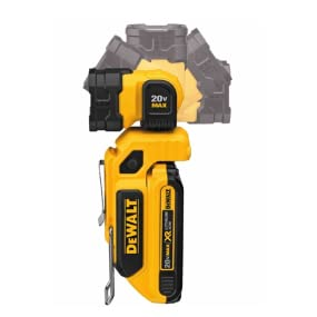 DeWALT DCL044 18v Cordless Pivot LED Torch Worklight 160 Lumens Like DCL040 RW
