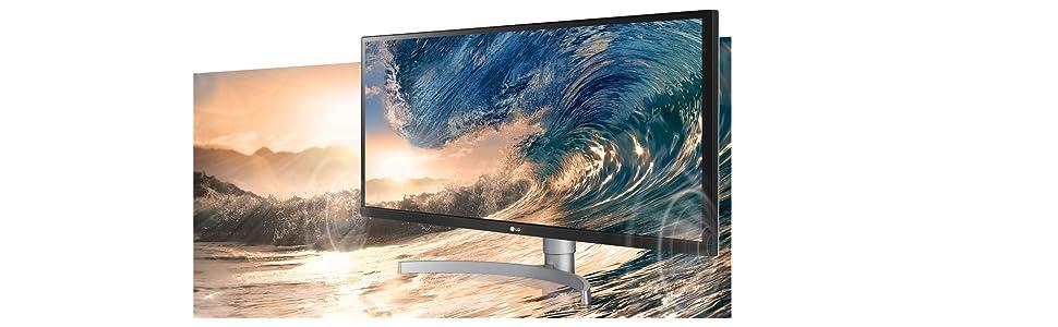 LG 29WK600-W - Monitor Profesional UltraWide WFHD de 73 cm (29 ...