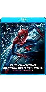 アメイジング・スパイダーマンTM [AmazonDVDコレクション] [Blu-ray]