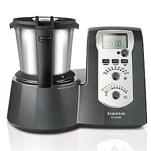 Taurus Mycook - Robot de cocina por inducción: Amazon.es: Hogar