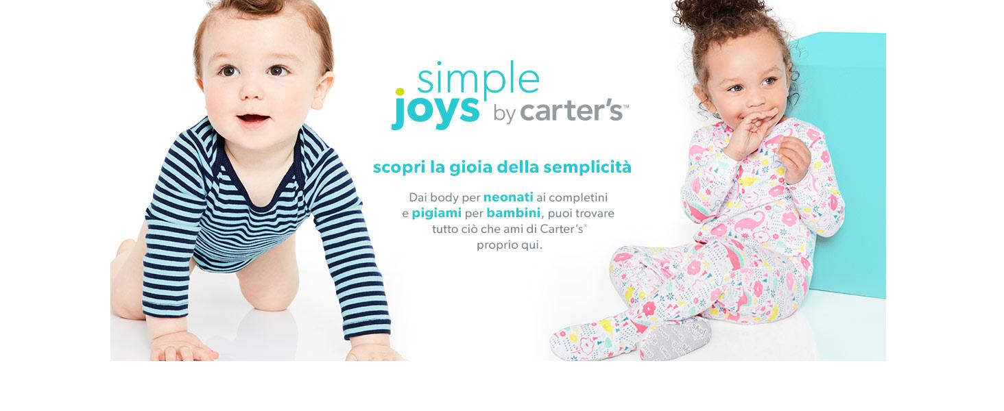 Simple Joys by Carters Confezione da 12 calzini per bambine