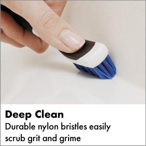 OXO Blue Good Grips Deep Clean Brush Set