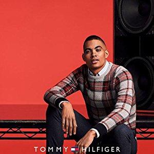 Tommy Hilfiger Mens Trifold Wallet