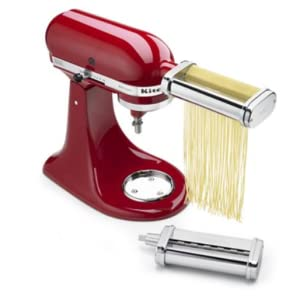 For KitchenAid Pasta Cutter Companion Set Stand Mixer Attachment Brand New InBox