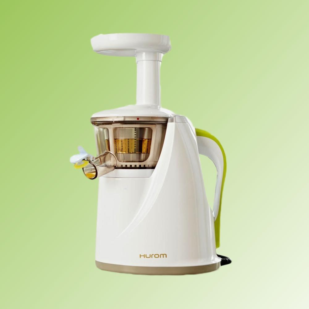 Hurom Slow Juicer Pomegranate : Hurom HA-WWC09 Slow Juicer Series, 150-Watt (2 Jars, White): Amazon.in: Home & Kitchen