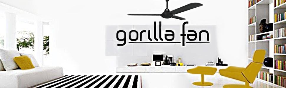 Buy Gorilla Efficio Energy Saving 5 Star Rated 3 Blade