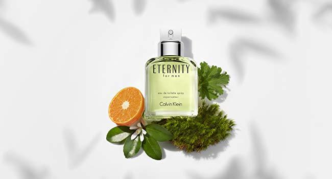 Calvin Klein Eternity for Men, 3.4 oz EDT Spray