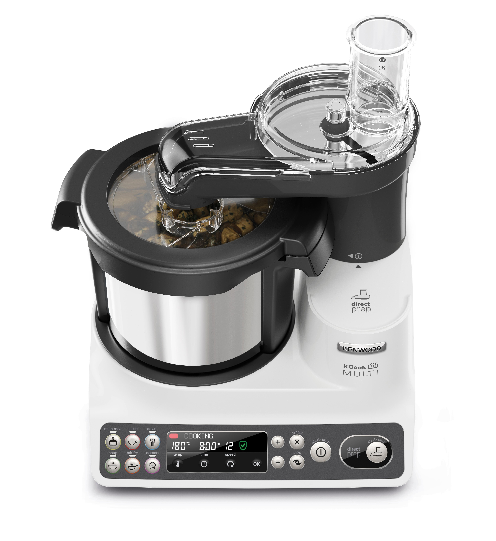 Kenwood robot da cucina con funzione cottura ccl401wh cook multi food processor ebay - Robot da cucina con cottura ...