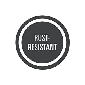 rust-resistant