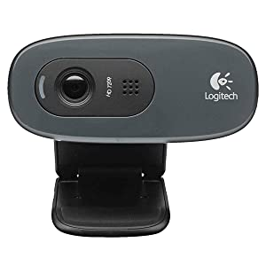 Logitech C270 Widescreen HD Webcam