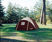キャプテンスタッグ キャンプ テント エクスギア アルミツーリングドーム2UV キャリーバッグ付 UA-2