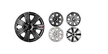 Las cubiertas de ruedas están disponibles en 13, 14, 15 y 16 pulgadas. Las cubiertas de rueda AutoStyle se suministran en sets de 4 y están disponibles en ...