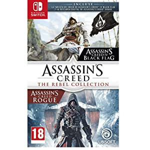 Assassins Creed: The Rebel Collection: Amazon.es: Videojuegos